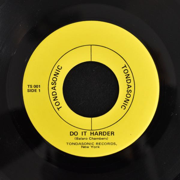 Balaro Chambers - Do It Harder