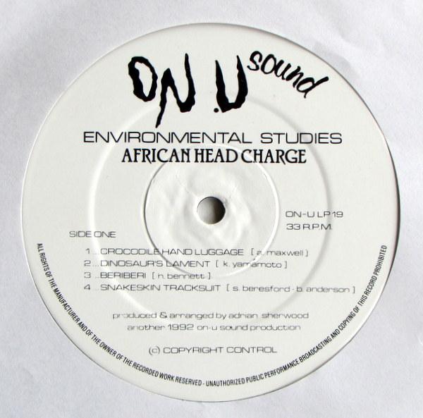 African Head Charge - Environmental Studies