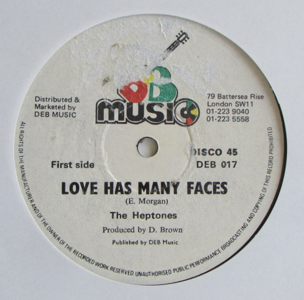 Heptones (The) - Love Has Many Faces