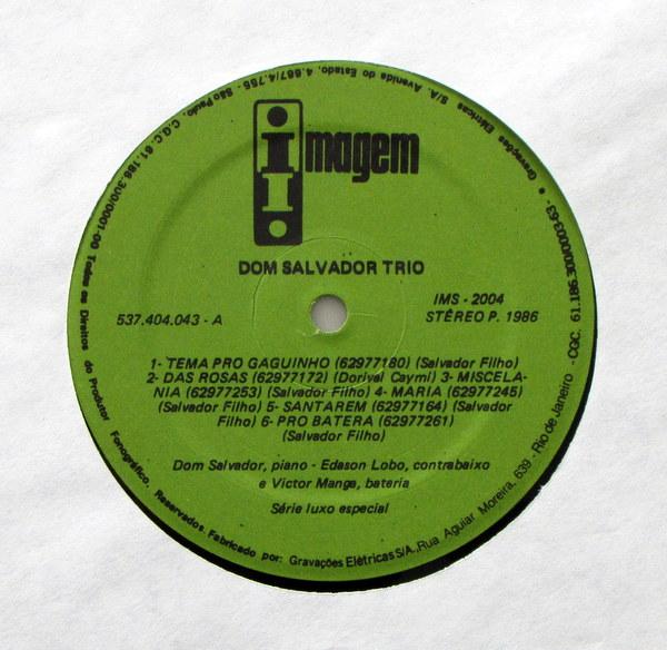 Don Salvador - Don Salvador Trio