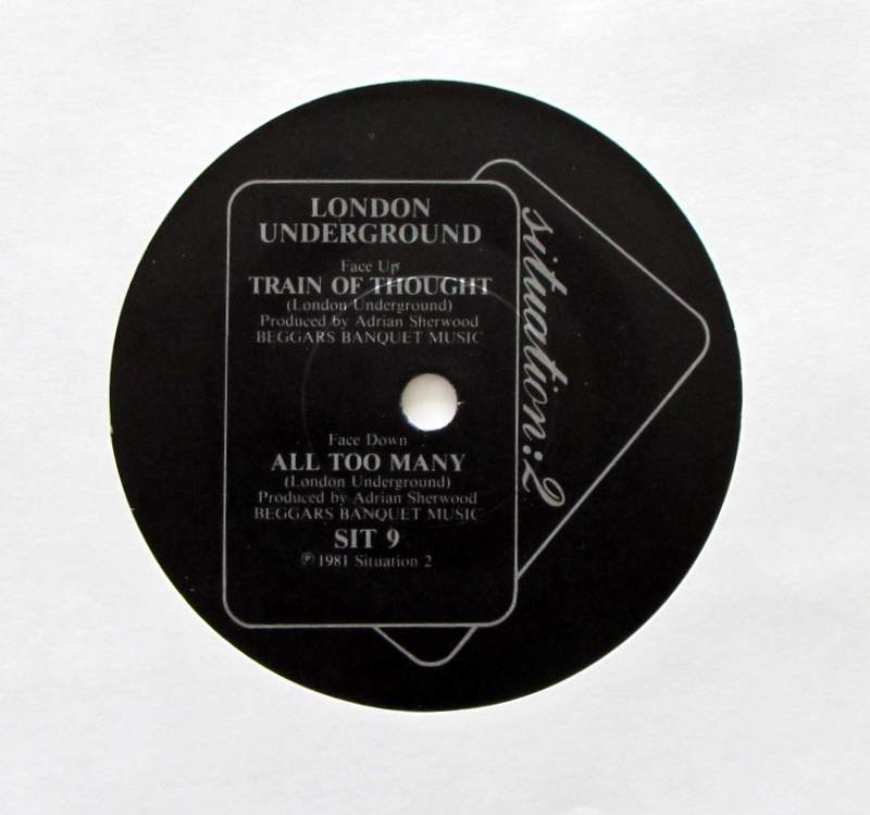 London Underground - Train Of Thought