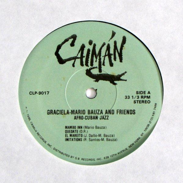 Graciela Mario Bauza And Friends - Afro Cuban Jazz