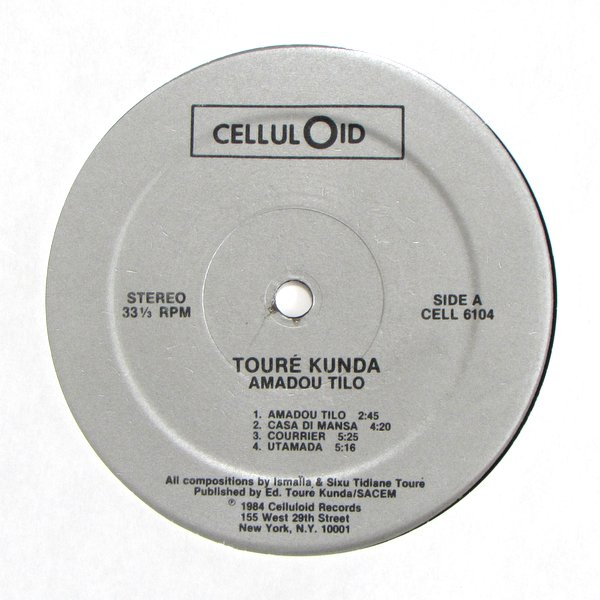 Toure Kunda - Amadou Tilo