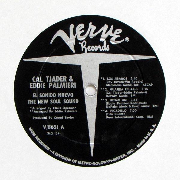 Cal Tjader & Eddie Palmieri - El Sonido Nuevo