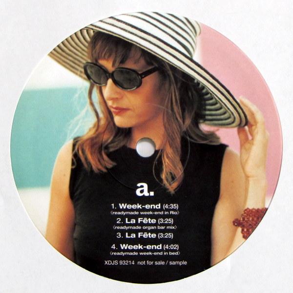 """Clémentine  – Soleil D'hiver ~ Special Cuts From The Album """"Heure D'été"""""""