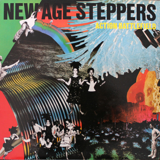 New Age Steppers  ‎– Action Battlefield