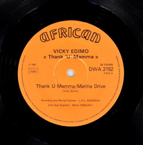 Vicky Edimo – Thank-U-Mamma