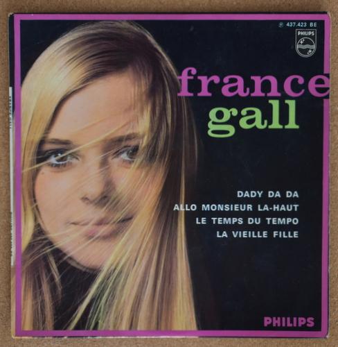 France Gall - Dady Da Da