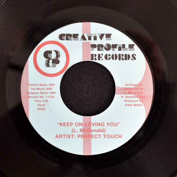 Perfect Touch - Keep On Loving You / ST