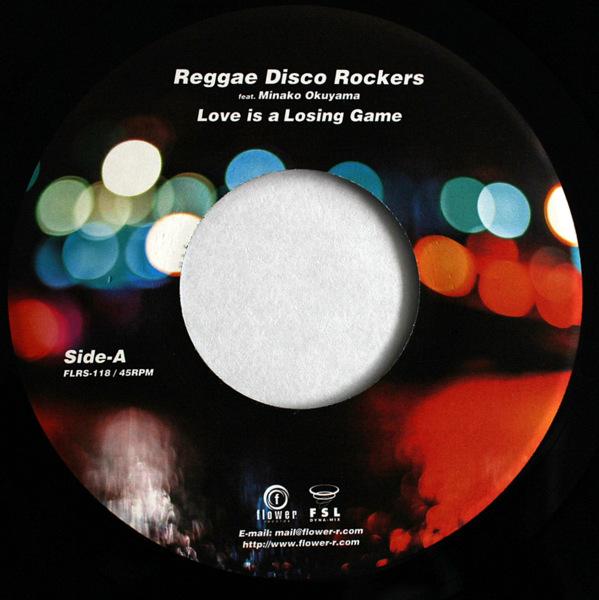 Reggae Disco Rockers Feat. Minako Okuyama - Love is a Losing Game