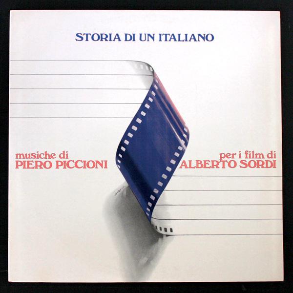 Piero Piccioni - Alberto Sordi Storia Di Un Italiano
