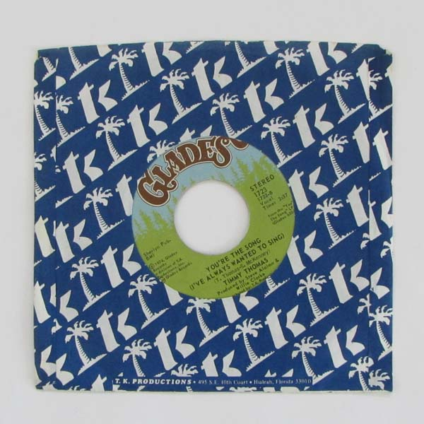 Timmy Thomas - I've Got To See You Tonight / You're The Song (I Always Wanted To Sing)