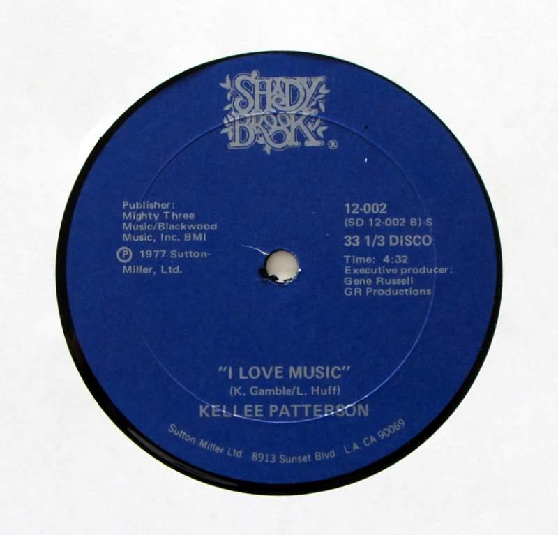 Kellee Patterson - I Love Music