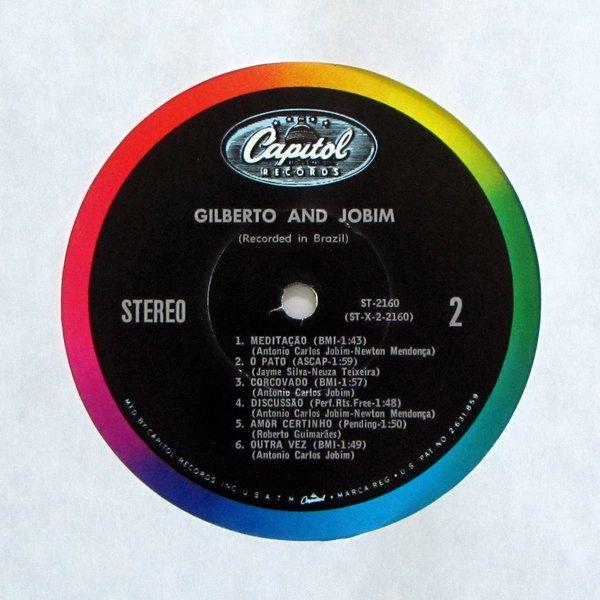 Joao Gilberto & Antonio Carlos  Jobim - Gilberto & Jobim
