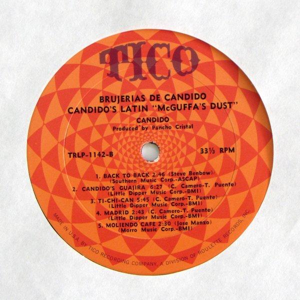 Candido - Candido's Latin Mcguffa's Dust