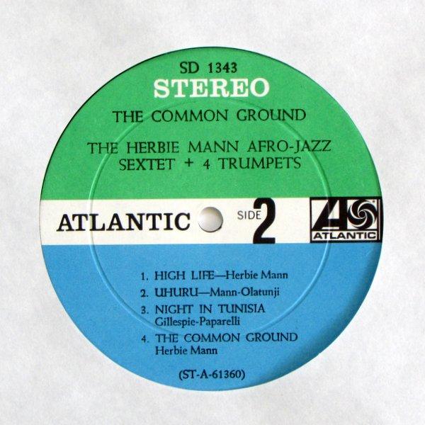 Herbie Mann - The Common Ground