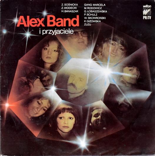 Alex Band - Alex Band I Przyjaciele