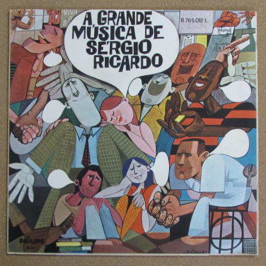 Sergio Ricardo - Grande Musica De Sergio Ricardo