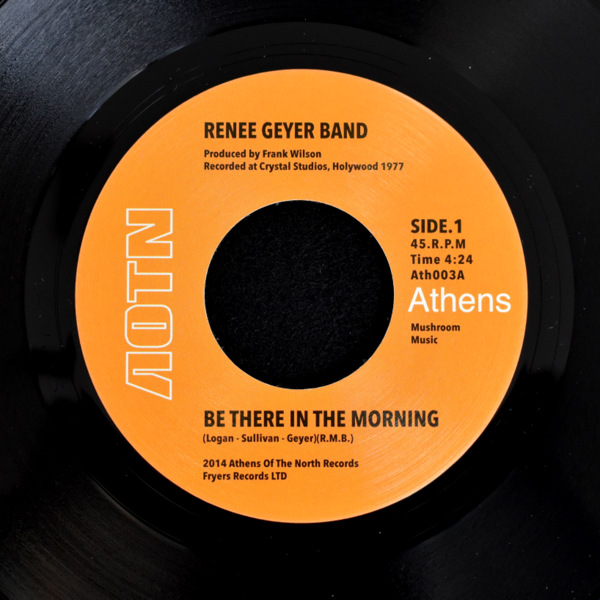 Renee Geyer Band - Be There In The Morning / ST