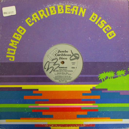 John Gibbs & The U.S. Steel Orchestra – Trinidad