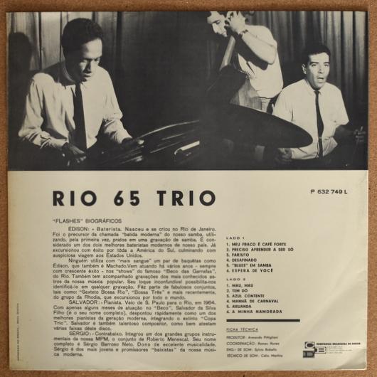 Rio 65 Trio - Rio 65 Trio