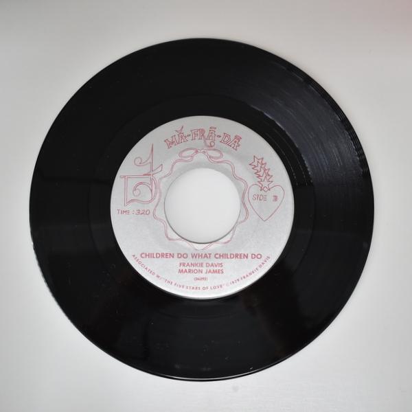 Frankie Davis, Marion James - Chilren Do What Children Do / Our Little Love Song  [7imch]