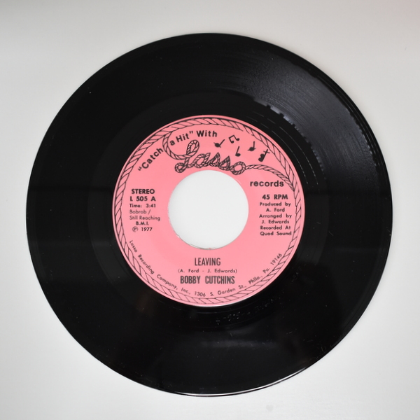 Bobby Cutchins - Leaving / You're My Kind Of Girl [7inch]