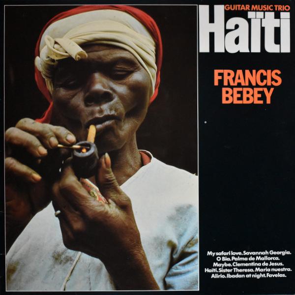 Francis Bebey - Haïti - Guitar Music Trio