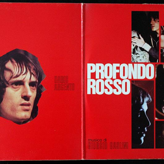 Goblin - Profondo Rosso ( サスペリア Part2 オリジナルサウンドトラック )