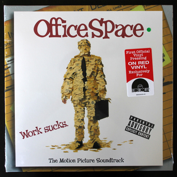 Various Artists_ - Office Space OST