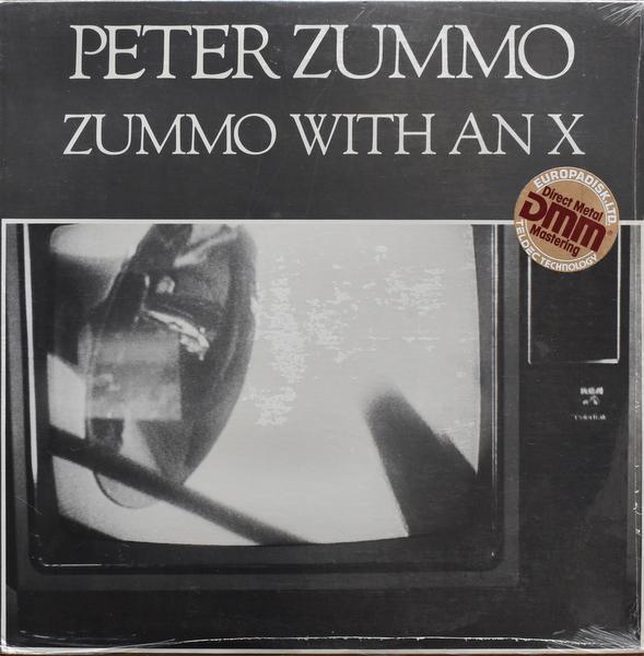 Peter Zummo - Zummo With An X   Arthur Russell 参加