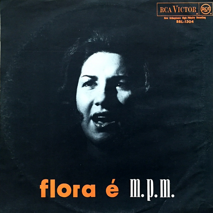 Flora Purim - Flora E M.P.M. オリジナル