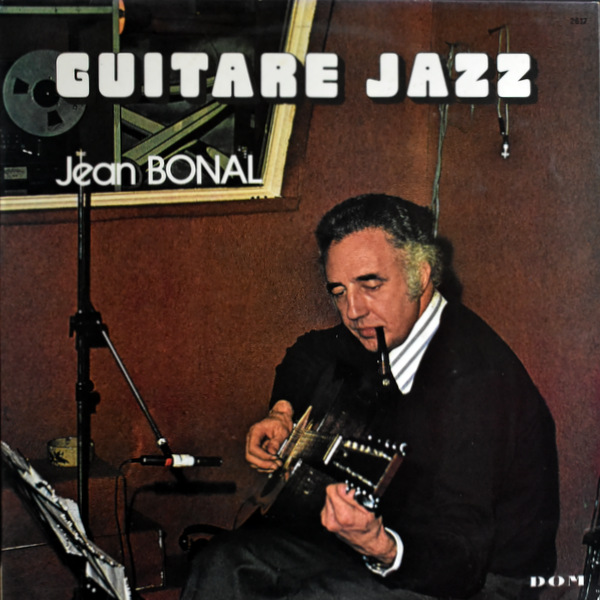 Jean Bonal - Guitare Jazz