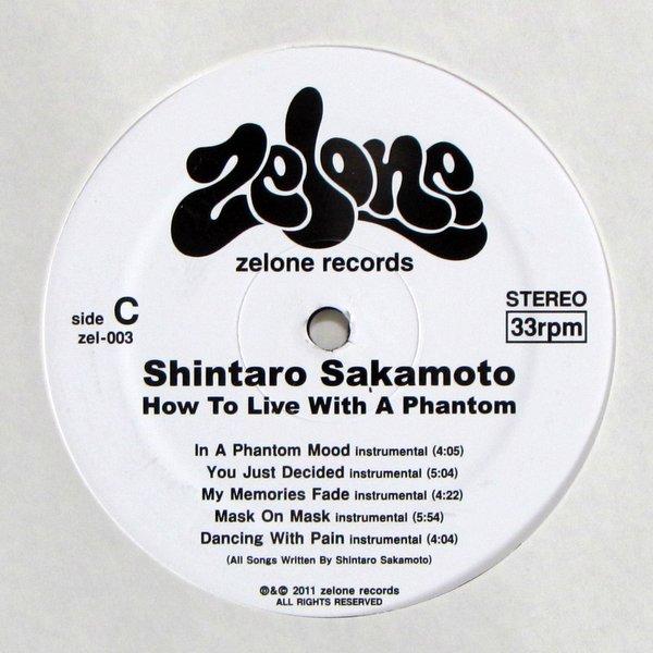 Shintaro Sakamoto - How To Live With A Phantom