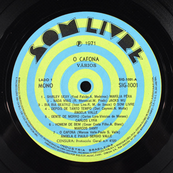 Various - O Cafona