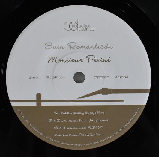 Monsieur Perine - Hecho A Mano – Suin Romanticon / Sobor a Mi