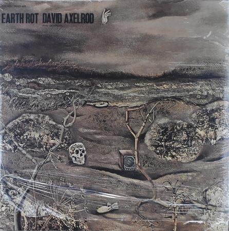 David Axelrod - Earth Rot 美品