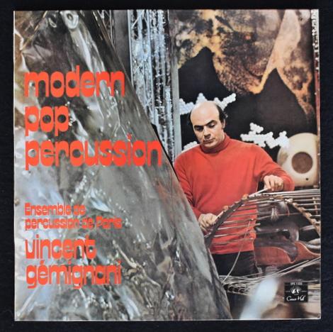 Vincent Gemignani - Modern Pop Percussion