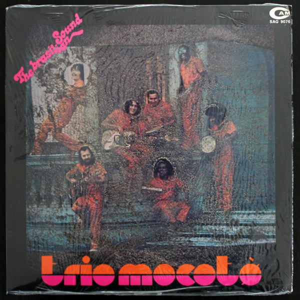 Trio Mocoto - The Brasilian Sound