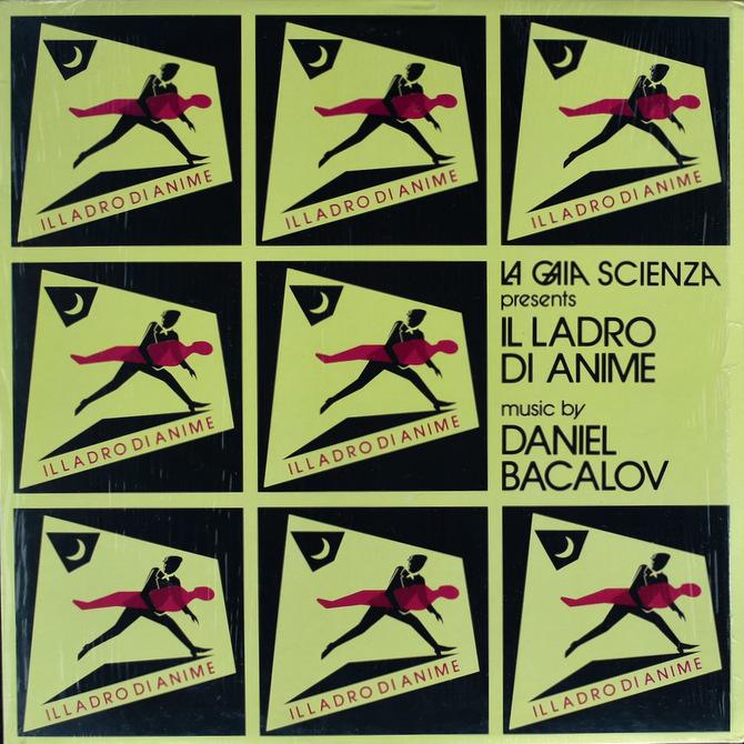 Daniel Bacalov - Il Ladro Di Anime