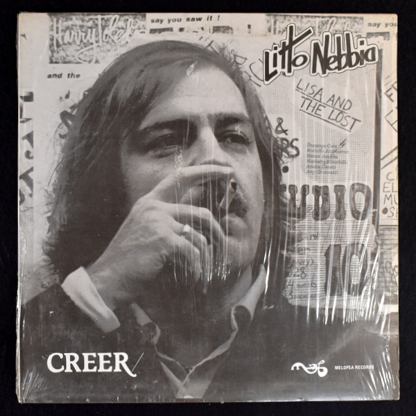 Litto Nebbia - Creer