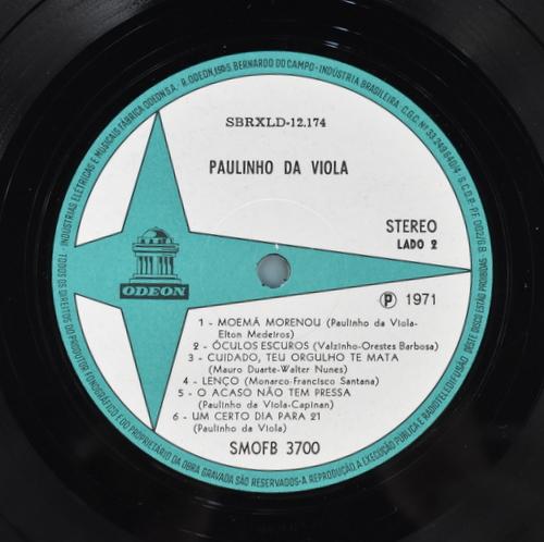 Paulinho Da Viola - Paulinho Da Viola
