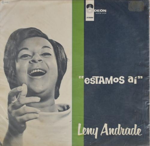 Leny Andrade - Estamos Ai