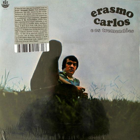 Erasmo Carlos & Os Tremendoes - Erasmo Carlos E Os Tremendoes