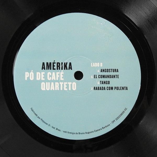 Po de Cafe Quarteto - Amerika