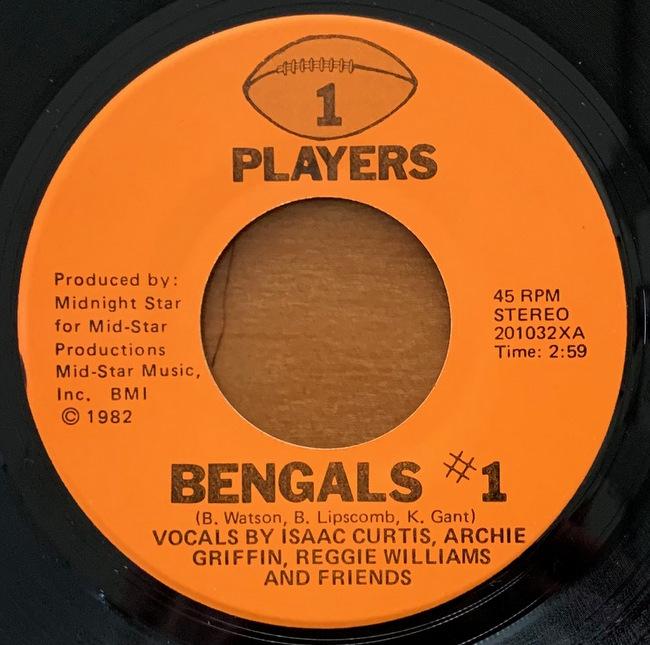 Players – Bengals #1
