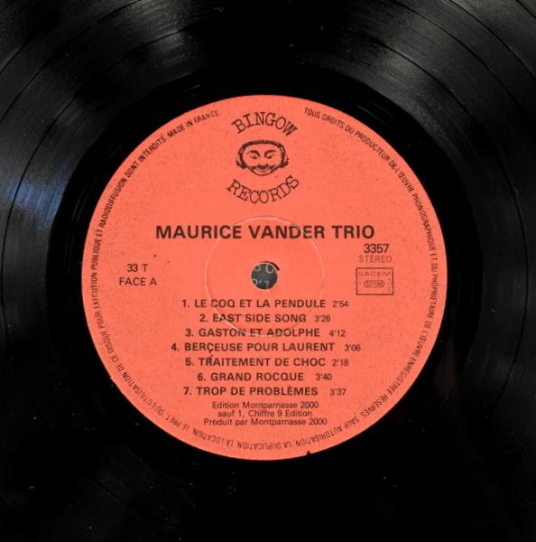 Maurice Vander Trio - Maurice Vander Trio