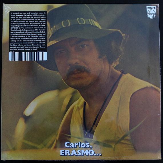 Erasmo Carlos - Carlos,Erasmo..