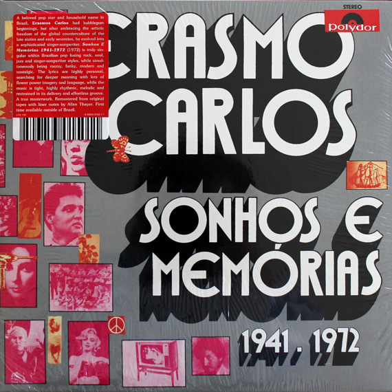 Erasmo Carlos - Sonhos E Memorias 1941 - 1972