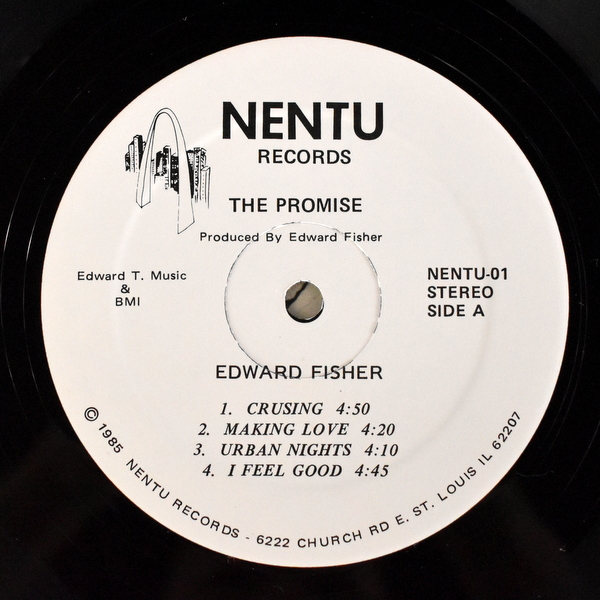 Edward Fisher - The Promise